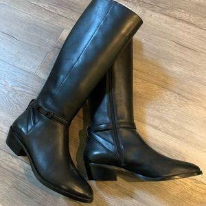 Brand new Coach boots